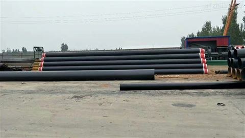 热水输送管道聚氨酯预制直埋发泡保温管价格