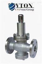 进口水用高压减压阀 美国威盾VTON品牌