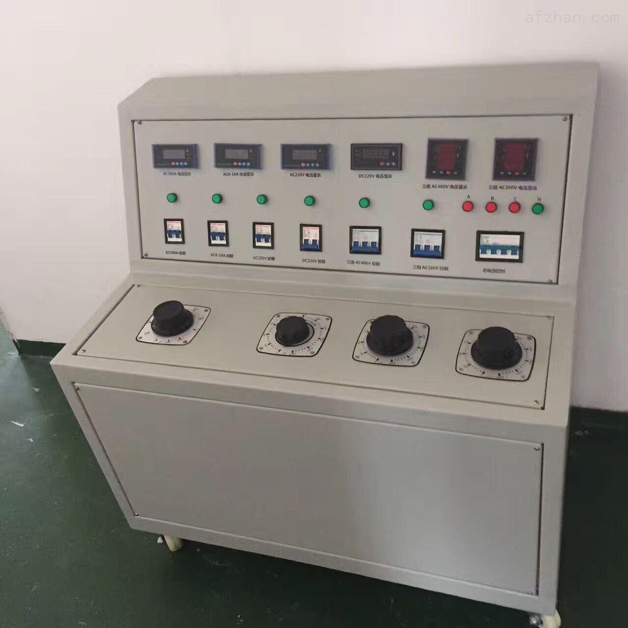智能化开关柜通电至试验台
