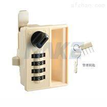 美科4位密碼機箱機櫃鎖,使用方法