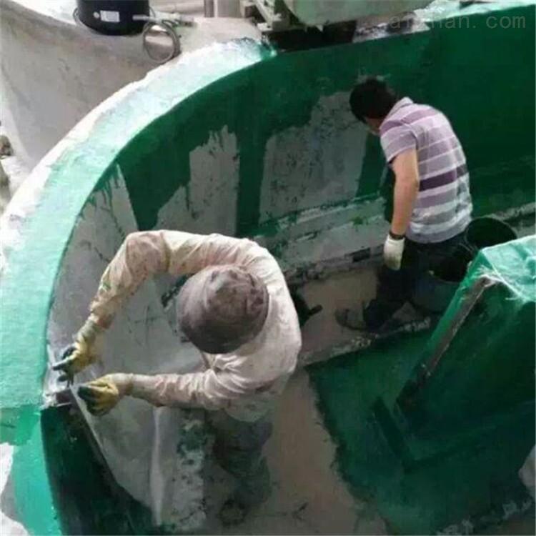 三山污水池防腐玻璃鳞片胶泥技术服务理念