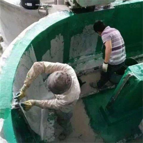 脱硫塔防腐脱硫塔玻璃鳞片胶泥特种规格定做