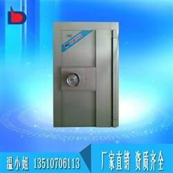 深圳不锈钢A级金库门带应急门 厂家免费设计