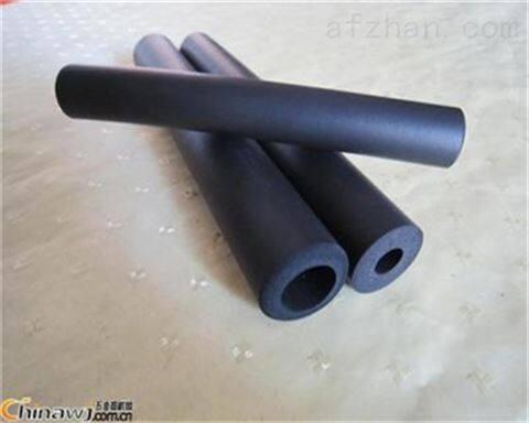 橡塑保温管价格 橡塑不吸水产品