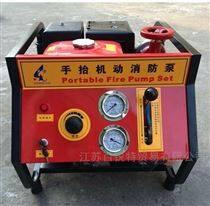 JBQ5.5/9.0手臺機動消防泵(13HP)