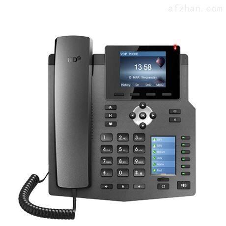 SIP 話機  RJ9接口 RJ45網絡接口