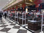 超市防盗系统商品保护的屏障