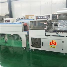 L-450小型全自动餐具包装机 pof膜收缩机