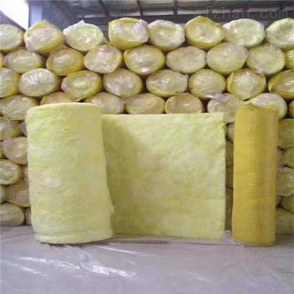 玻璃棉卷毡 保温材料