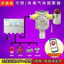 化工厂罐区煤气气体浓度报警器,智能监控