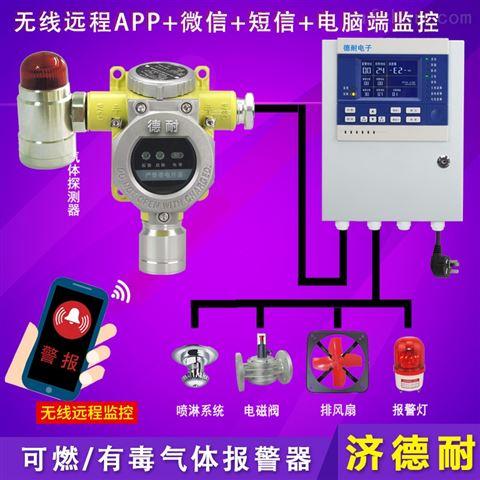 实验室甲烷泄漏报警器
