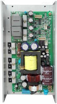 數字功放板模塊LLC諧振開關雙通道8歐2x400W
