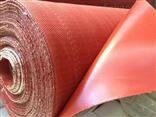 原平防火布0.5耐高温硅胶布