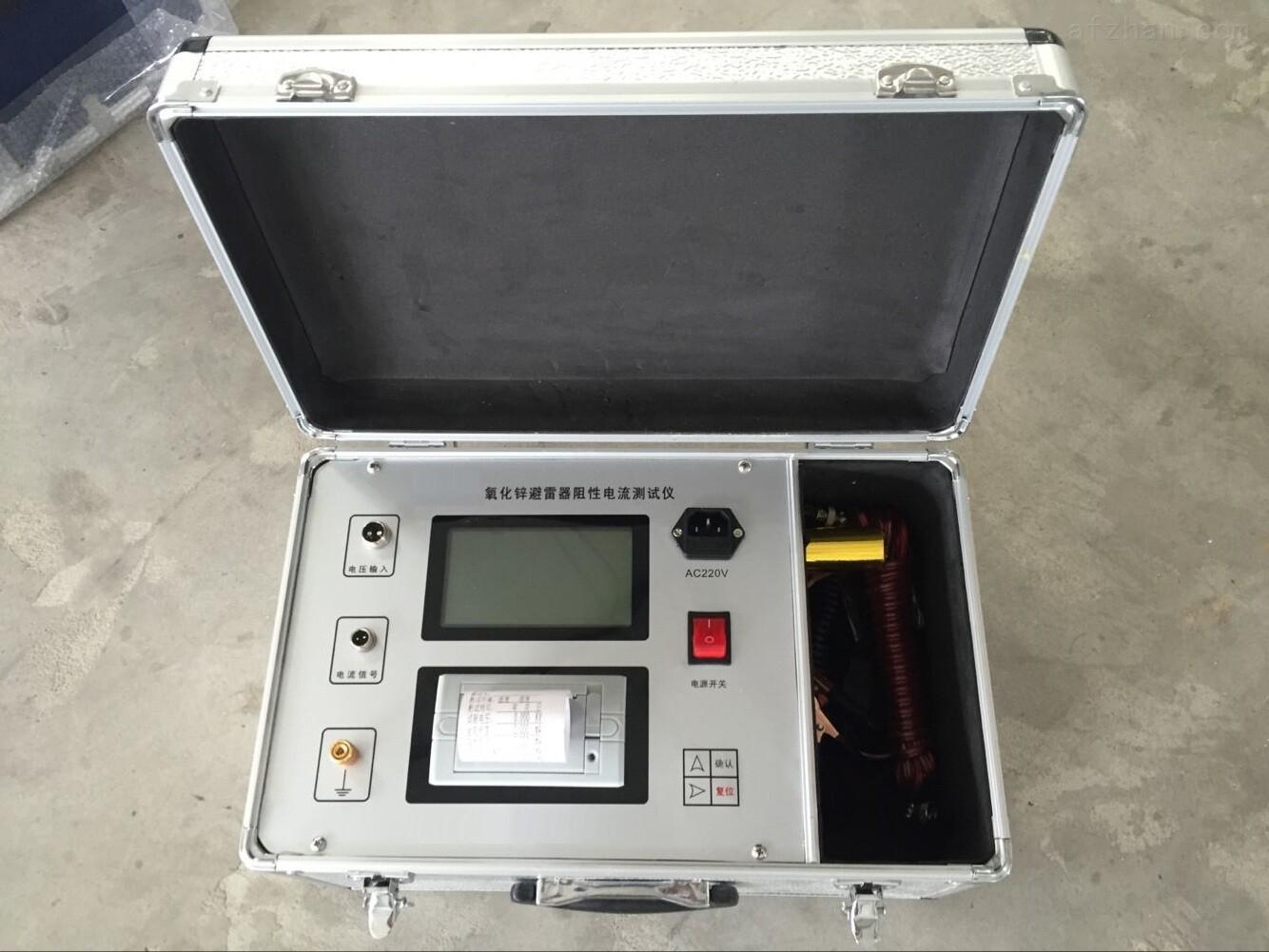 氧化锌避雷器测试仪销量*