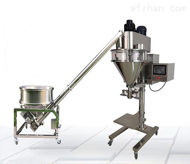 土豆淀粉定量灌装机