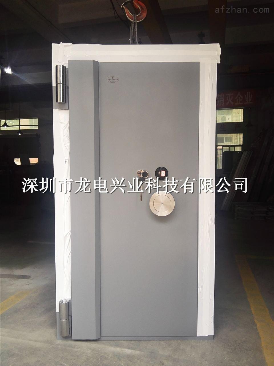 豪华碳钢金库门 特种门窗定制厂家 全国发货