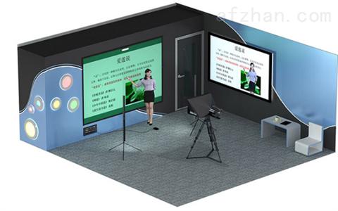全新4K录课室制作美颜特效系统