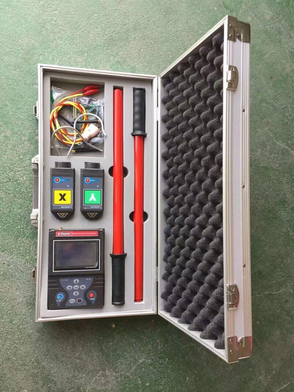 220kV频率上海无线核相仪