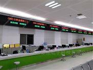 郑州政府综合办事大厅排队叫号超长显示屏