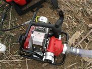 加拿大WICK250森林消防泵 森林高压灭火水泵