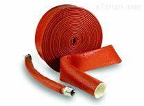 耐高温防火硅胶套管_流体管道防护套管