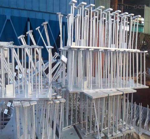 热镀锌地脚螺丝铁塔焊板预埋件GB799