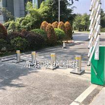 不锈钢防撞路障、酒店路口防撞伸缩升降柱