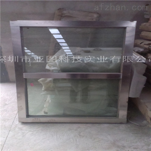 厂家供应钢制固定防爆窗抗爆窗