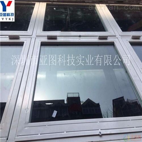 钢质泄爆窗