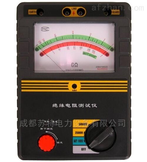 北京高压绝缘电阻测试仪