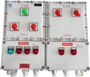 二工拼装形式的防爆接线箱配电箱