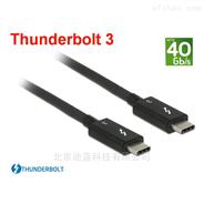 40Gbps2米Thunderbolt3雷電3數據線