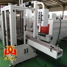 XK-6540专业供应饮料全自动纸箱包装机设备