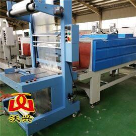 XK-6040厂家生产自动矿泉水热收缩包装机