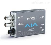 AJA HI5 HD Converter HD视频音频转换器