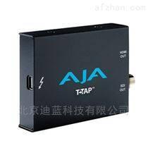AJA T-TAP SDI HDMI 高清上监卡  监视器