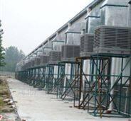 油炸食品廠車間送風降溫系統