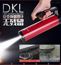 坚瑞DKL气溶胶灭火器PFE-3车载家用高效环保