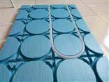 地暖板雕刻铝箔地暖模块