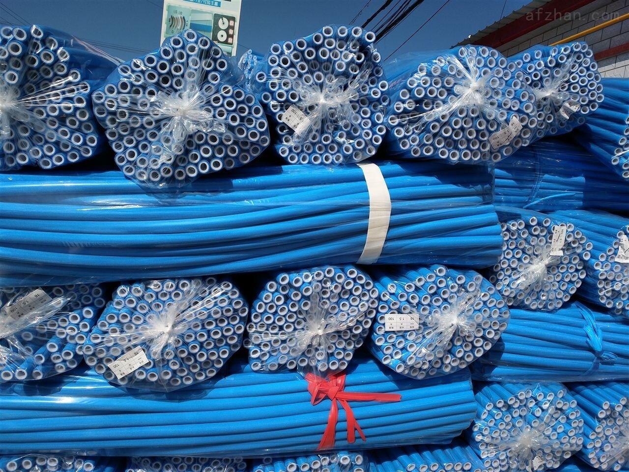 防火阻燃B1级橡塑海绵管近期价格