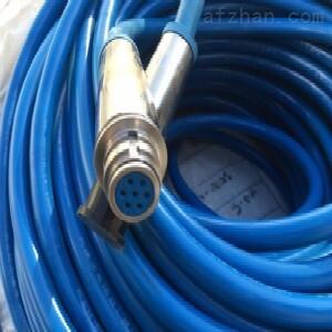 矿用通信电缆MHYBV-7-2镀锌钢丝编织铠装
