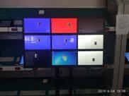 远见工业显示器定制45寸高清拼接屏厂家