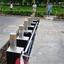 电动液压一体升降柱219直径加强型地埋桩