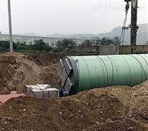 华亭地埋式一体化预制泵站
