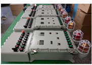 钢板焊接防爆电器控制箱