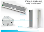 数字IP网络广播系统