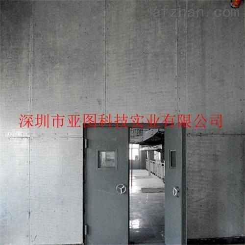 广东专业防爆抗爆墙定制生产厂家