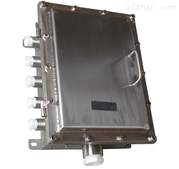 石油304不锈钢防爆接线箱