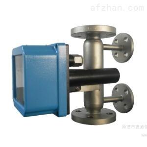 DN50不锈钢蒸汽夹套式金属管转子流量计