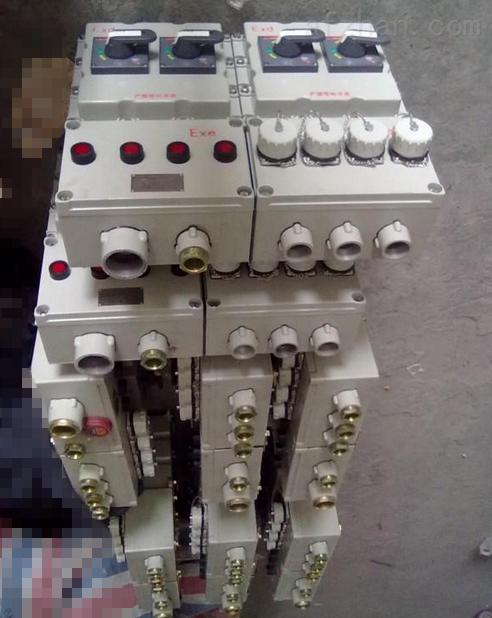 挂式安装防爆检修电源箱